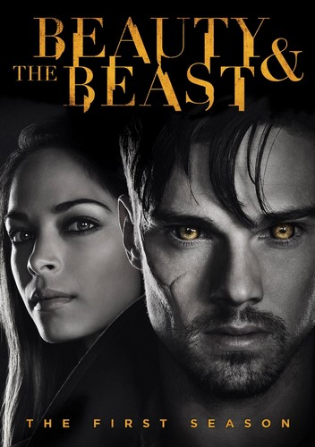 The First Season DVD Cover [Release Date: October 1, 2013] - beauty-and-the-beast-cw Photo
