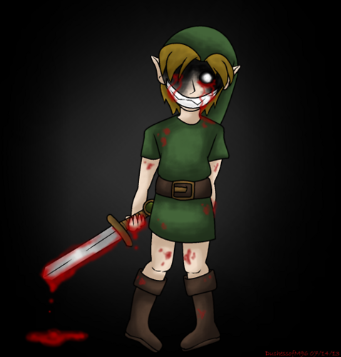 BEN DROWNED wallpaper entitled Ben Drowned