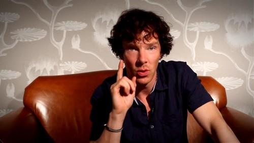 Benedict Cumberbatch - SDCC 2013