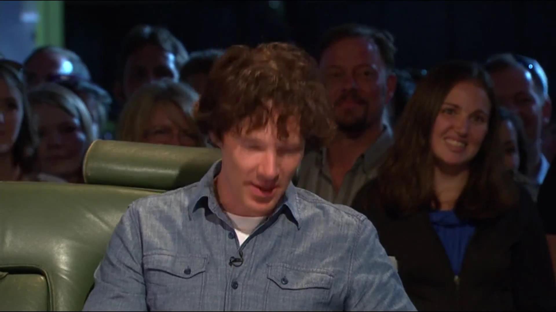Benedict Cumberbatch | Top Gear | 20x03