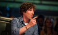 Benedict on Top Gear