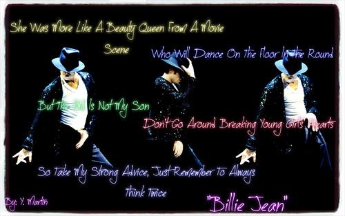 Billie Jean Forever