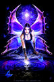 Blue - fairies fan art