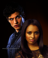 Bonnie and Isaac - au-crossover-couples fan art