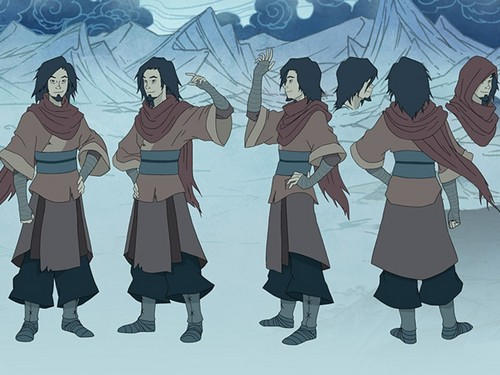 Avatar: The Legend of Korra wallpaper called Book 2 Characters