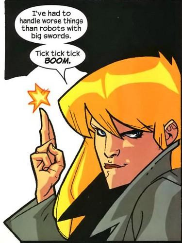 Boom-Boom / Tabitha Smith