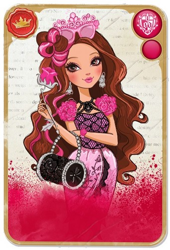 Ever After High wallpaper titled Briar