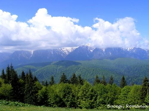 Bucegi - Carpathian mountains Romania beautiful Eastern 欧洲