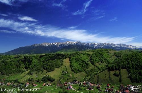 Carpathian mountains Romania beautiful Eastern Europe