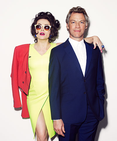 burton and Taylor photoshoots por Gustavo Papaleo
