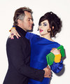 Burton and Taylor photoshoots by Gustavo Papaleo - helena-bonham-carter photo
