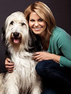 Candace & Dog