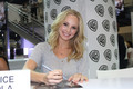 Candice at Comic Con 2013 - Booth Signing - candice-accola photo