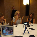Candice at San Diego Comic Con 2013 - candice-accola photo