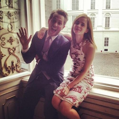 Caroline Sieber's wedding in Vienna, Austria (12.07.2013)