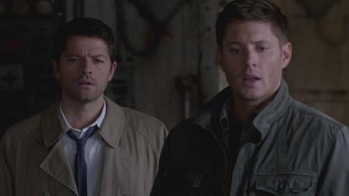 Castiel & Dean ★