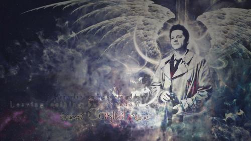 HaleyDewit wallpaper titled Castiel