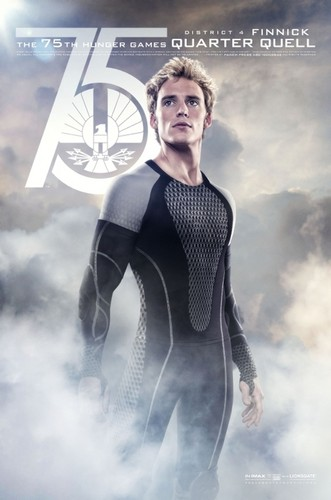 "New ""Catching Fire"" tribute posters."