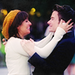 Chris as Kurt in The New Rachel - chris-colfer icon