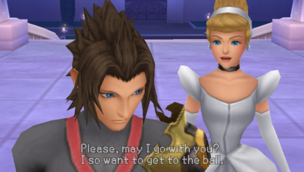 Sinderella In Kingdom Hearts: Birth sa pamamagitan ng Sleep