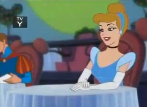 Sinderella in House Of mouse