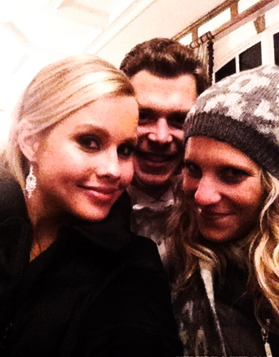 Claire Holt and Joseph मॉर्गन