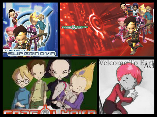Code Lyoko fond d'écran possibly containing animé entitled Code lyoko