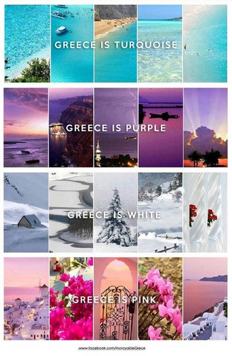Greece wallpaper called Colours of Greece