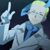 Colress - pokemon Icon
