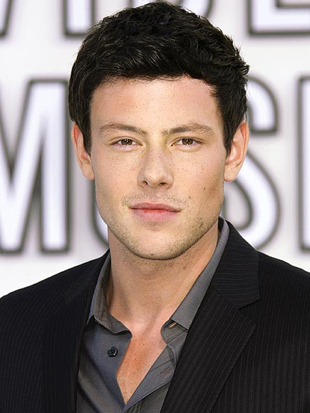 Celebrities who died young Cory Monteith (1982-2013)