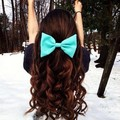 Cute Hair Bow! - teen-fashion photo