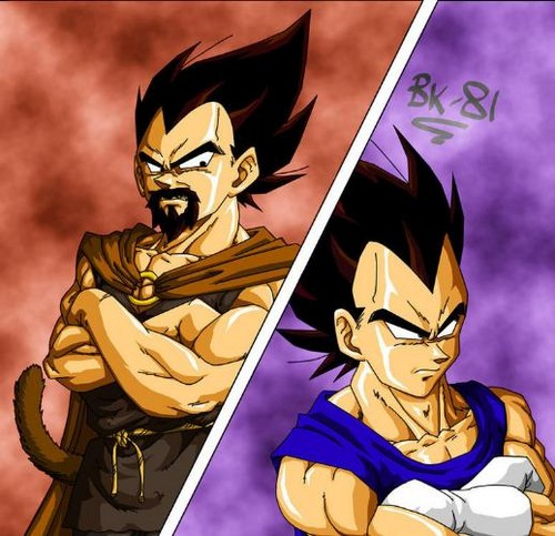 DBM universe 18 vegeta vs (unknown universe) vegeta