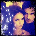DELENIAN - ian-somerhalder-and-nina-dobrev fan art