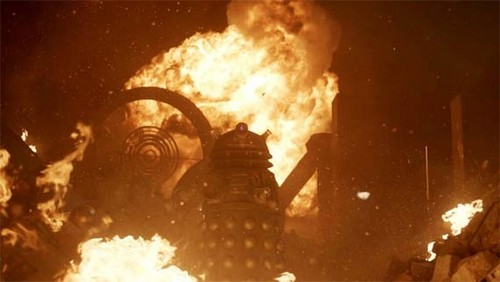 Daleks in the 50th Anniversary