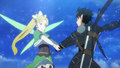Dancing together - sword-art-online photo