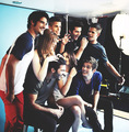 Daniel and Teen lobo Cast
