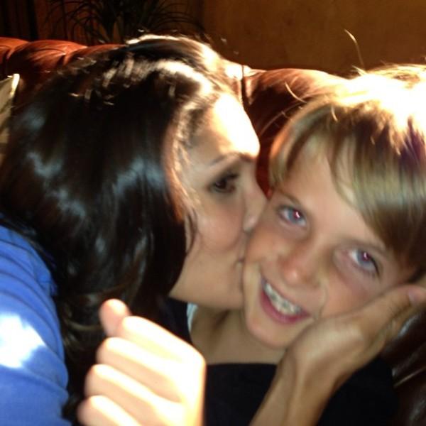 Daniela Ruah & Chip O'Donnell