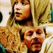 Dany & Jorah - jorah-and-daenerys icon