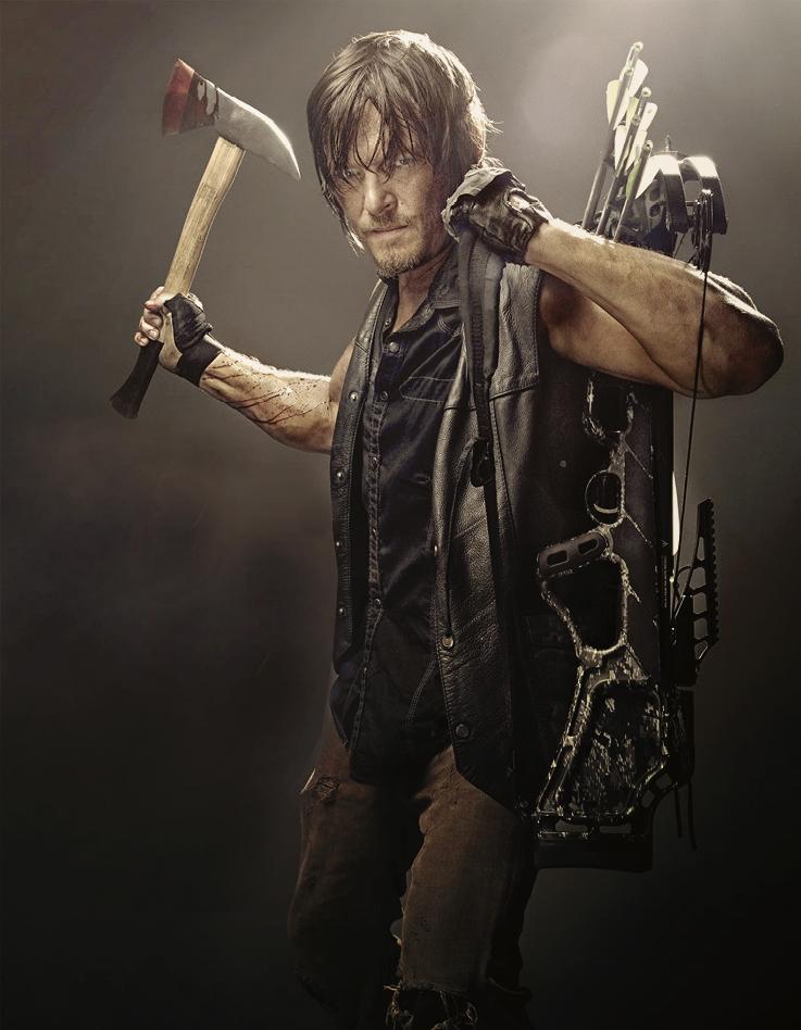 Daryl Dixon Daryl Season 4 Promo PhotoDaryl Dixon Season 4 Dies