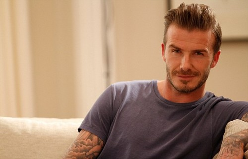 David Beckham: Sky Premier League Ad