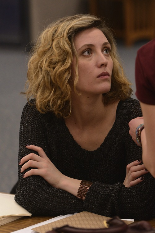 how tall is delphine cormier