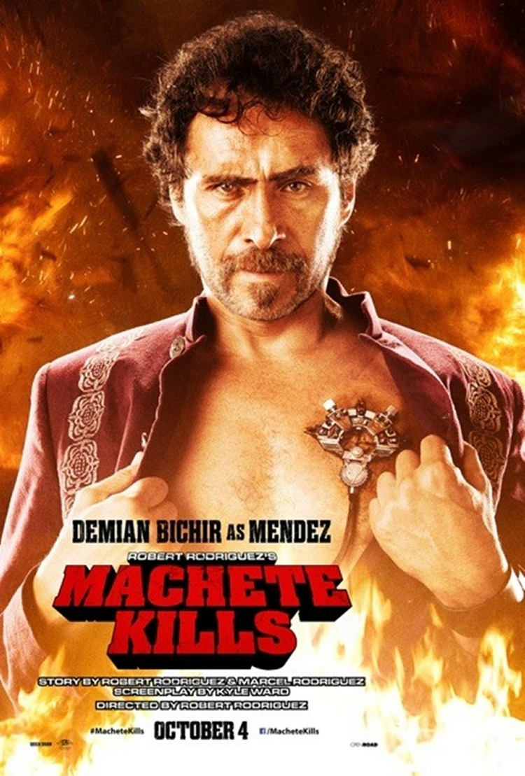 Demian Bichir as Mendez