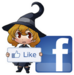 Disastercake Icon - facebook icon