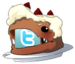 Disastercake Twitter Icon - twitter icon