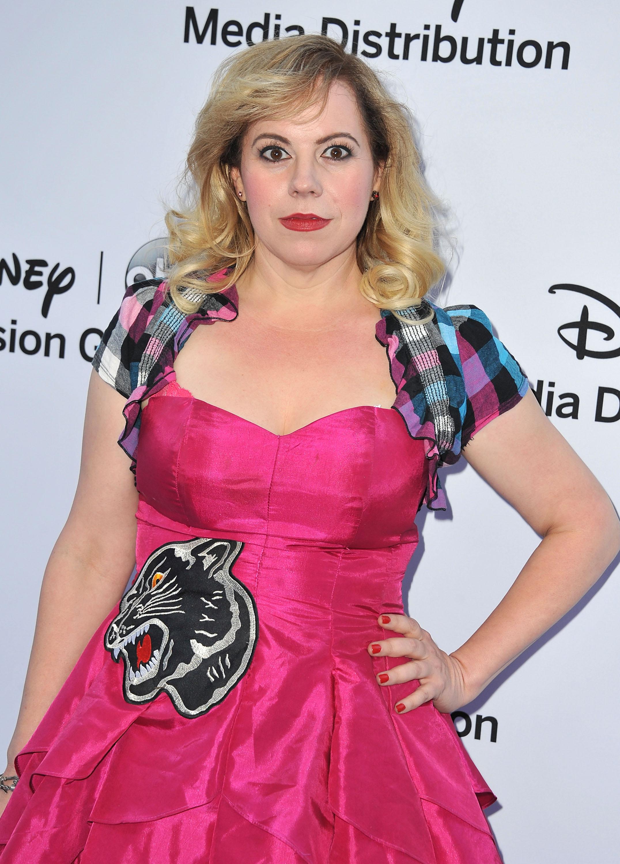Kirsten Vangsness Weight Loss 2013 Disney Media Networks ...