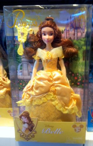 disney Princess Belle NEW 2013 Exclusive Doll