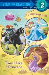 डिज़्नी Princess पुस्तकें