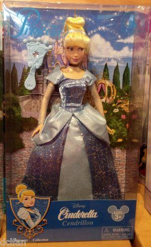 Дисней Princess Золушка NEW 2013 Exclusive Doll