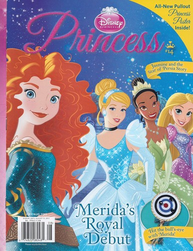 Дисней Princess Magazine