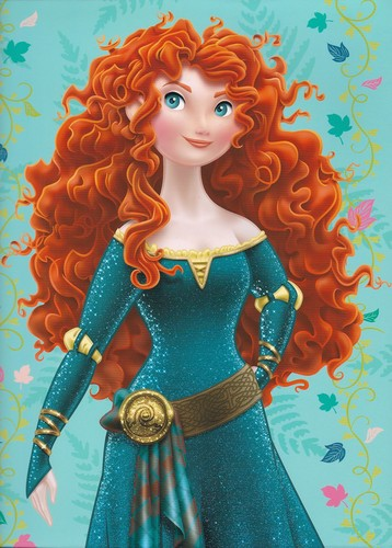 ディズニー Princess Merida